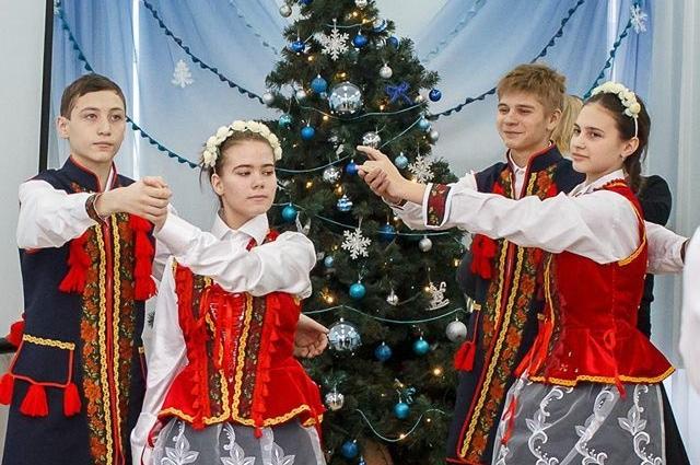 Любимый польский праздник - это Рождество.