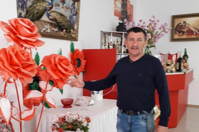 Предприниматель Павел Ткаченко совмещает сразу несколько бизнесов.