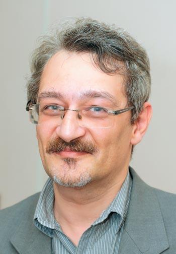 Доктор политических наук, профессор РАН Леонид Фишман.
