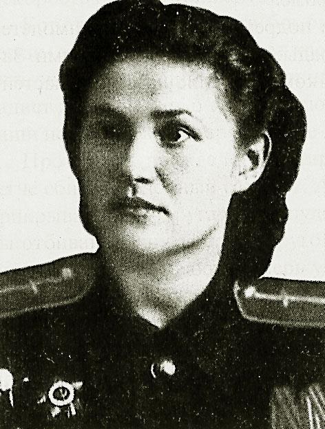 Галина Брок-Бельцова