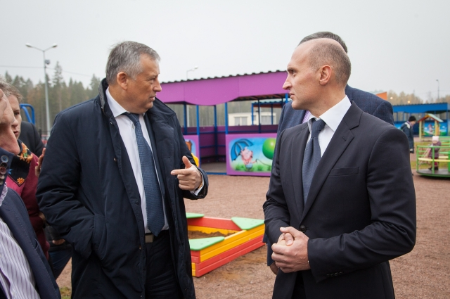 Новый детский сад большой, рассчитан на 240 мест, а значит, порадует не только жителей «Золотых куполов», но и соседних кварталов».