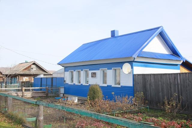 Отчий дом космонавта.