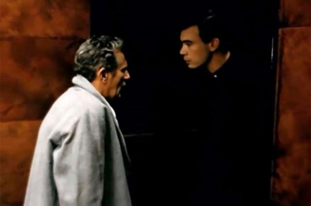 Андрей Вертоградов в фильме «Красная палатка», 1969 г.