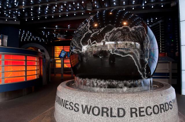 Музей Гиннесса в Голливуде