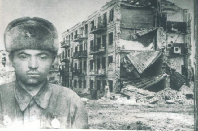 Яков Павлов.
