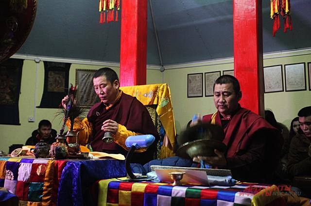Новый год у буддистов наступает позже.