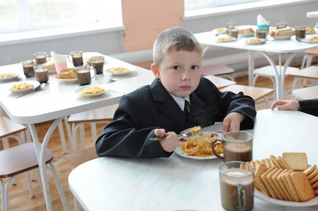 Контролировать питание в школе родители не могут.