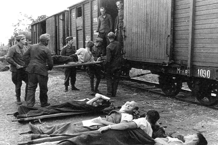Враги пришли в Воронеж побеждать, но потерпели полное поражение.