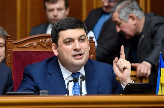 Украина тратит на оборону 0,7 млрд долларов, - Гройсман