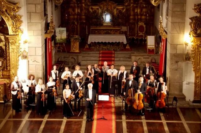 Красноярский камерный оркестр даст два концерта.