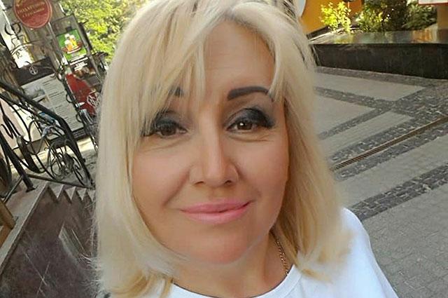 Нина Кирсо.