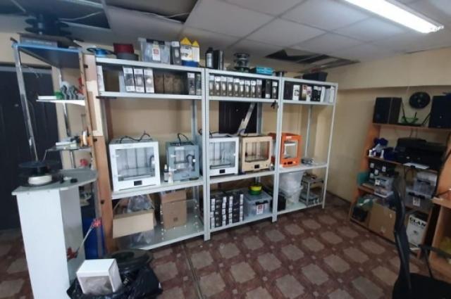 Всего у Николая Шапрана шесть 3D-принтеров.