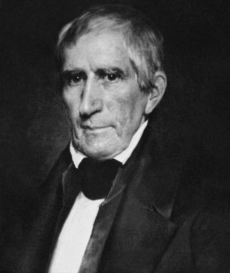Уильям Генри Гаррисон.