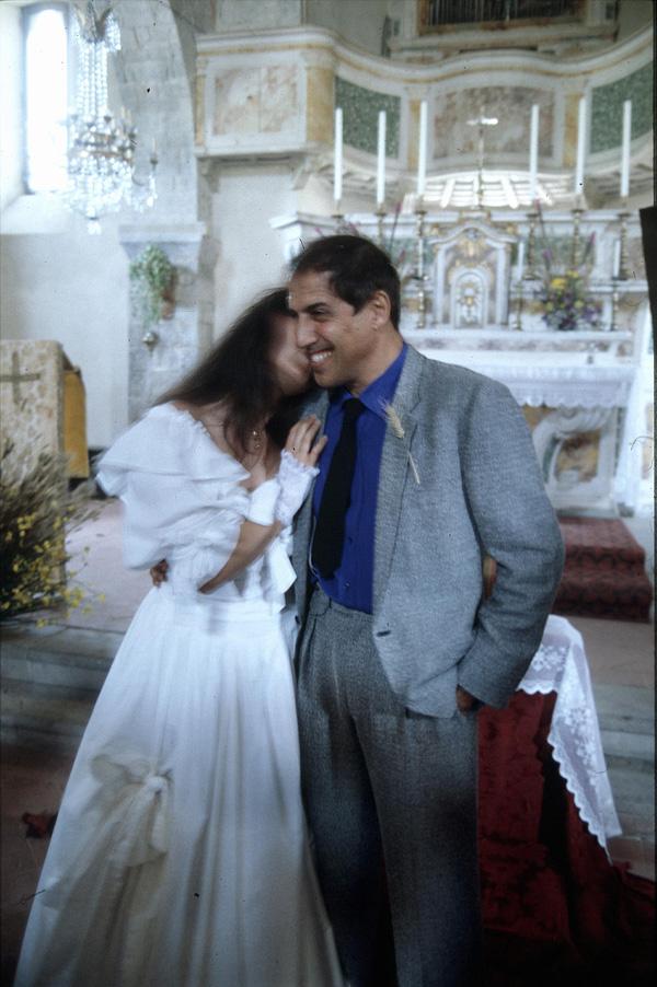 Адриано Челентано и Клаудиа Мори. 1964 год