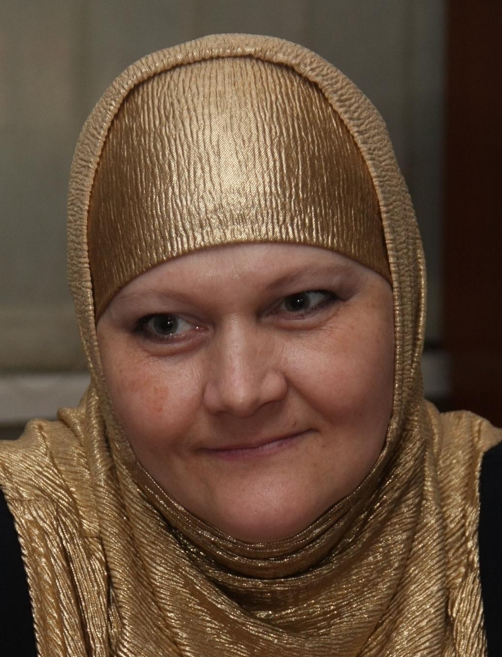 Руководитель Челябинского областного движения многодетных семей «МногоНас»Татьяна Окунева