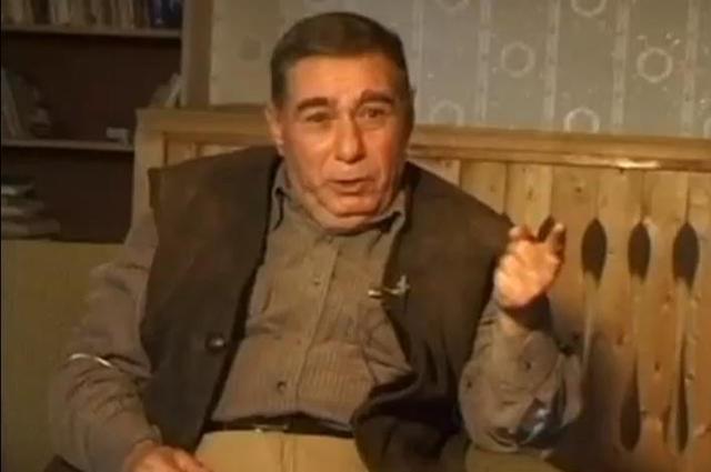 Азербайджанский писатель Акрам Айлисли