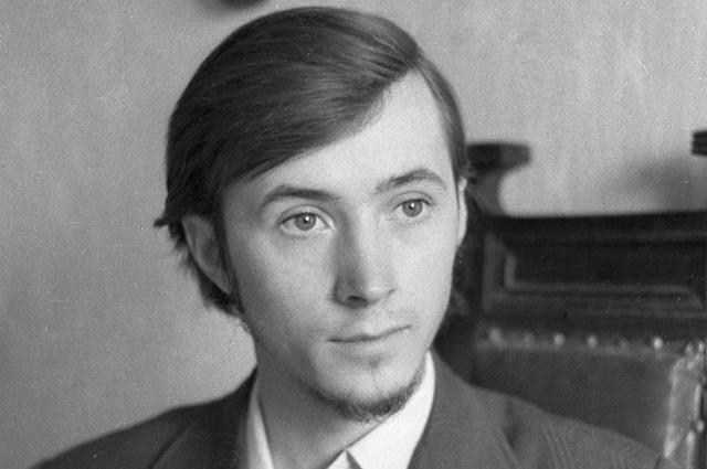 Николай Бурляев. 1972 год.