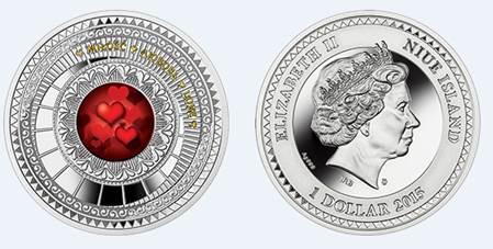 Монета «Любовь. Мир Твоей Души»