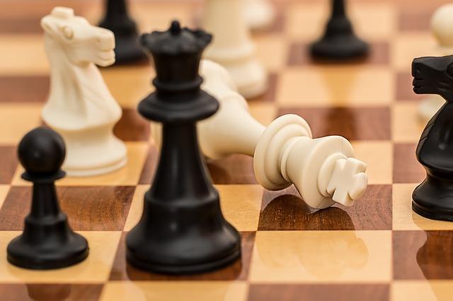 отставка, шахматы