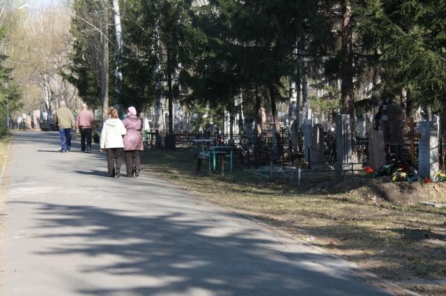 Старо-северное кладбище является мемориальным.