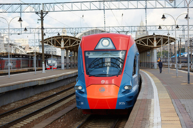Первые линии МЦД начнут работу уже в 2019 году, а пока