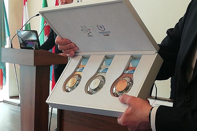 Эти медали передадут в музей спорта Алтайского края