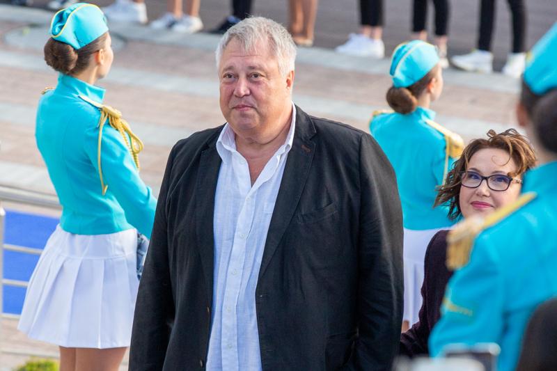 Сергей Степанченко не забывает край, где он родился и вырос
