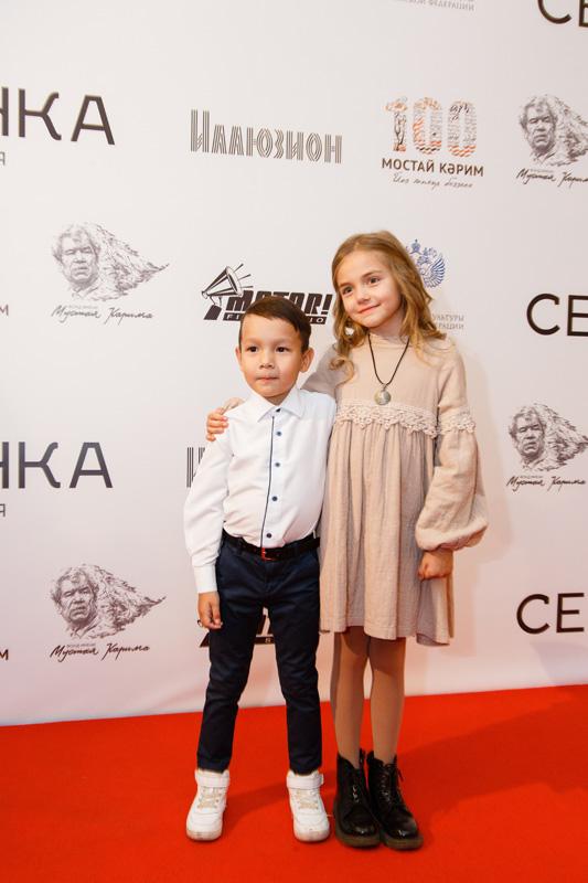 Марта Тимофеева и Арслан Крымчурин