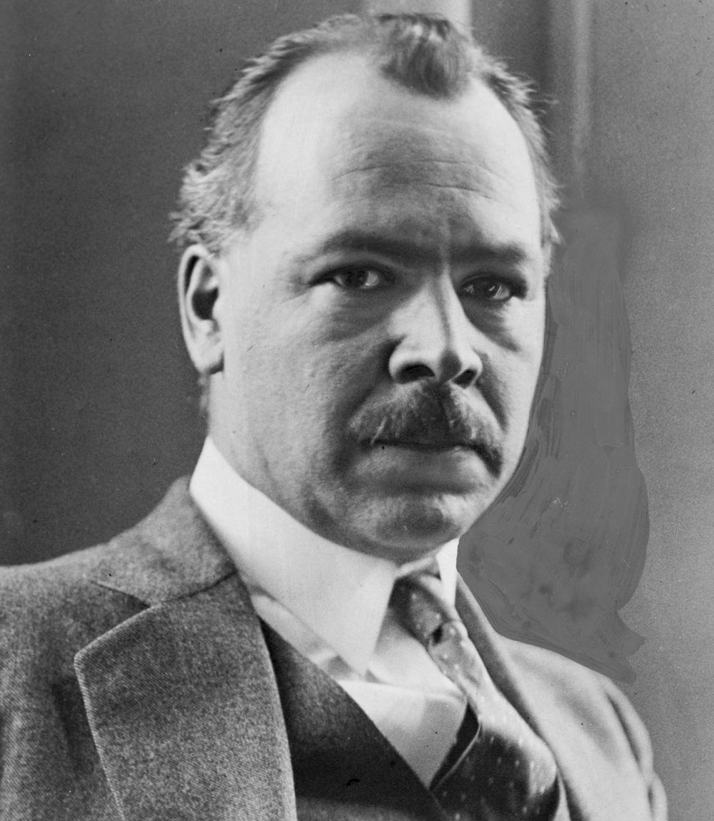 Николай Вавилов в 1933 году.
