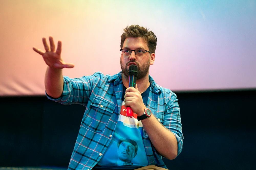 Один из создателей фильма Роман Котков.