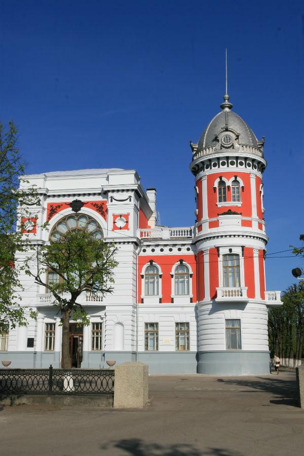 Ульяновский краеведческий музей.