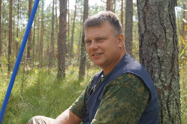 Владимир Баранов возглавляет поисковый отряд «Высота-76».