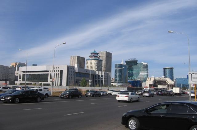У каждого здания свой неповторимый облик.