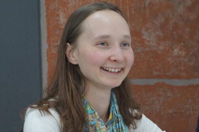 Елена Колчина.