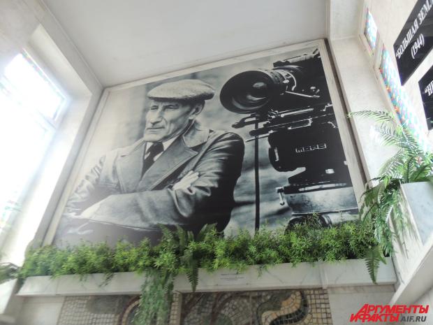 Внешний вид музея Краснопёров оформил по собственной задумке