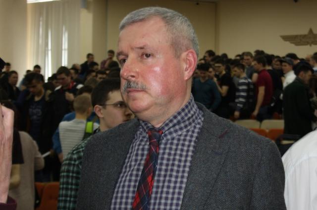 Андрей Алексеевич Туполев - внук знаменитого авиаконструктора А. Н. Туполева.