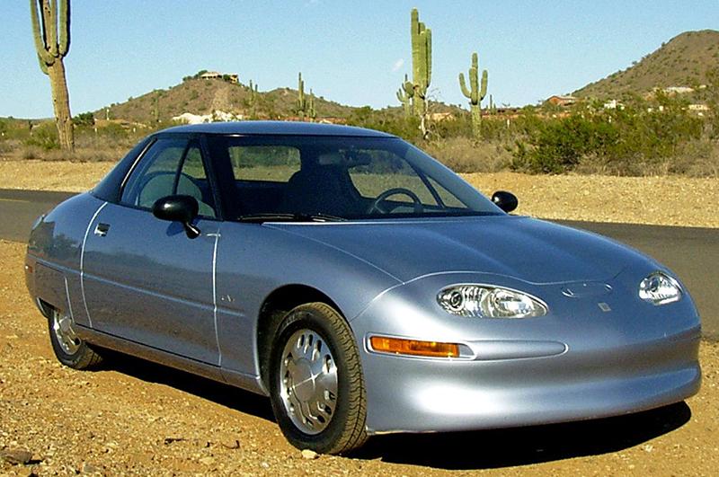 Электромобиль General Motors EV1