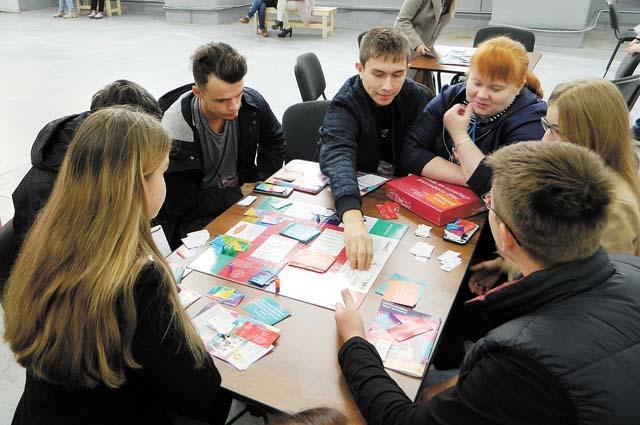 На заводе Шпагина работали больше двадцати тематических площадок.