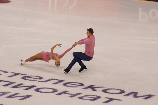 Байкова и Козловский тоже набрали высокие баллы.