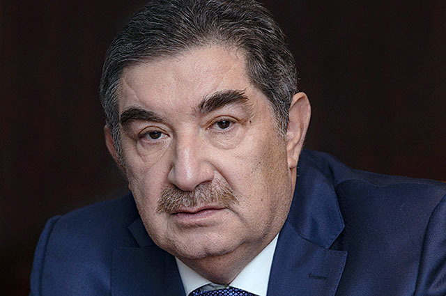 Государственный деятель Пётр Дмитриевич Кацыв