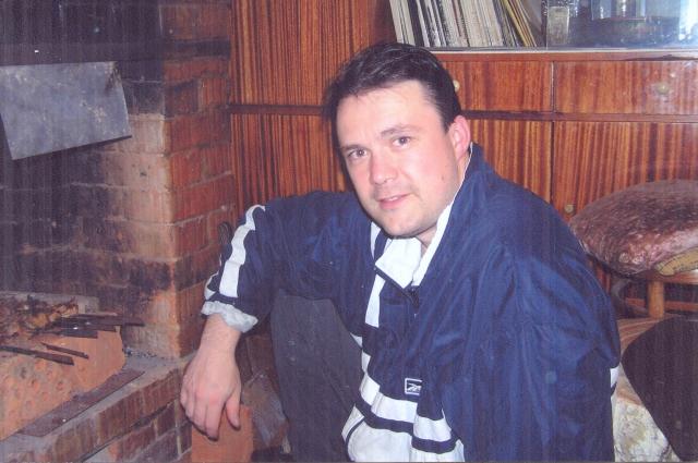 Продолжатель династии Александр Юрьевич Ружников, 2006 г.