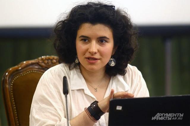 Мария Кац.