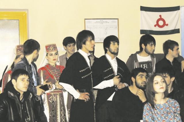 За поведением студентов, приехавших в Ростов из Ингушетии, пристально следит землячество.