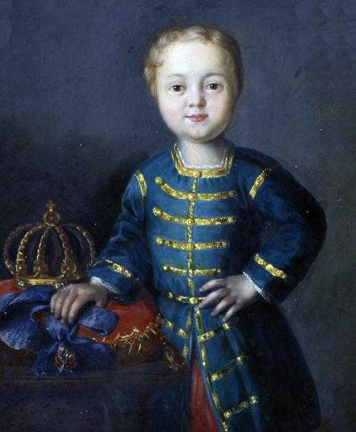 Иоанн Антонович, он же император Иоанн VI