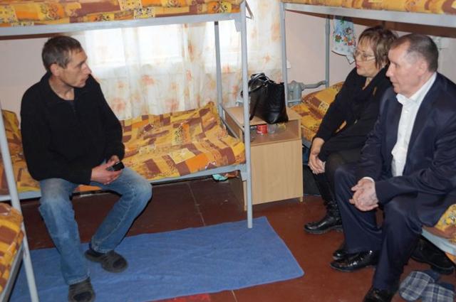 Выездные консультации в исправительных учреждениях одно из направлений работы Потапенко
