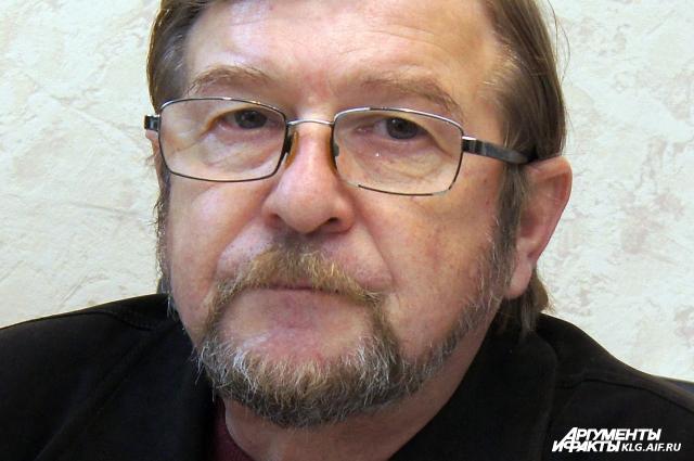 Сергей Цыпленков.