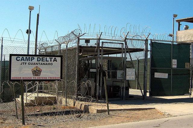 Военная база Гуантанамо
