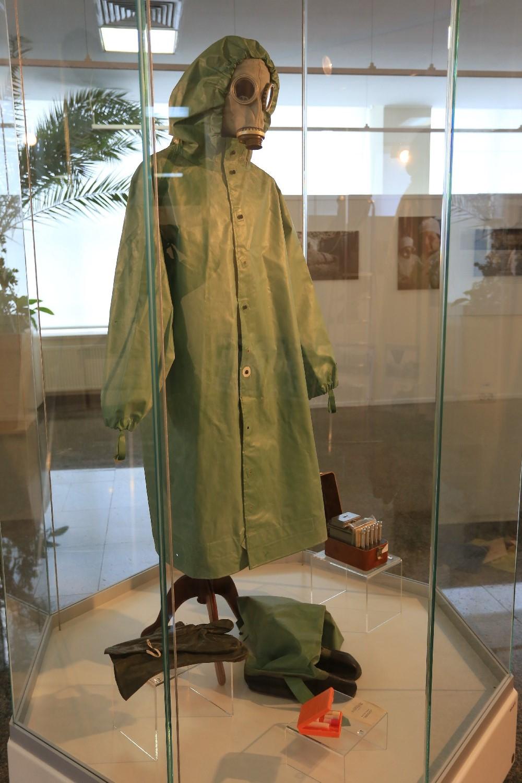 Выставка о Чернобыле