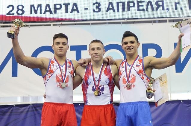Пензенец Денис Аблязин уже обеспечил себе место в Олимпийской сборной.