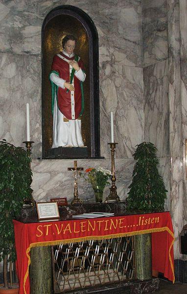 Храм Святого Валентина в Дублине